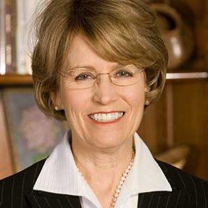 Former U-M President Mary Sue Coleman