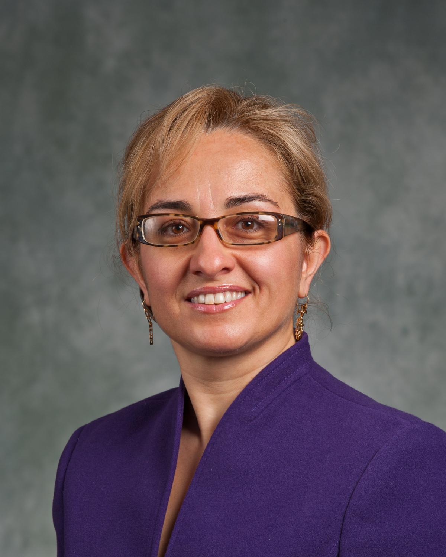 Maria Katapodi Photo courtesy of U-M School of Nursing