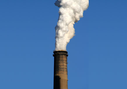 A coal-fired power plant in Ohio. Image courtesy of morguefile.com user click