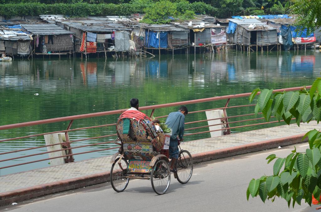 Dhaka, Bangladesh. Image courtesy of Flickr.com user eGuide Travel