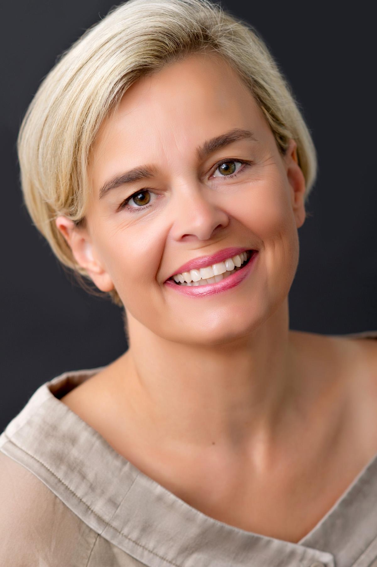 U-M molecular biologist Ursula Jakob.