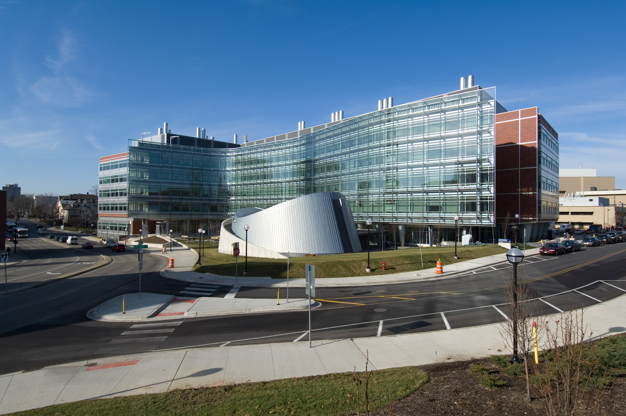 A. Alfred Taubman Biomedical Science Research Building