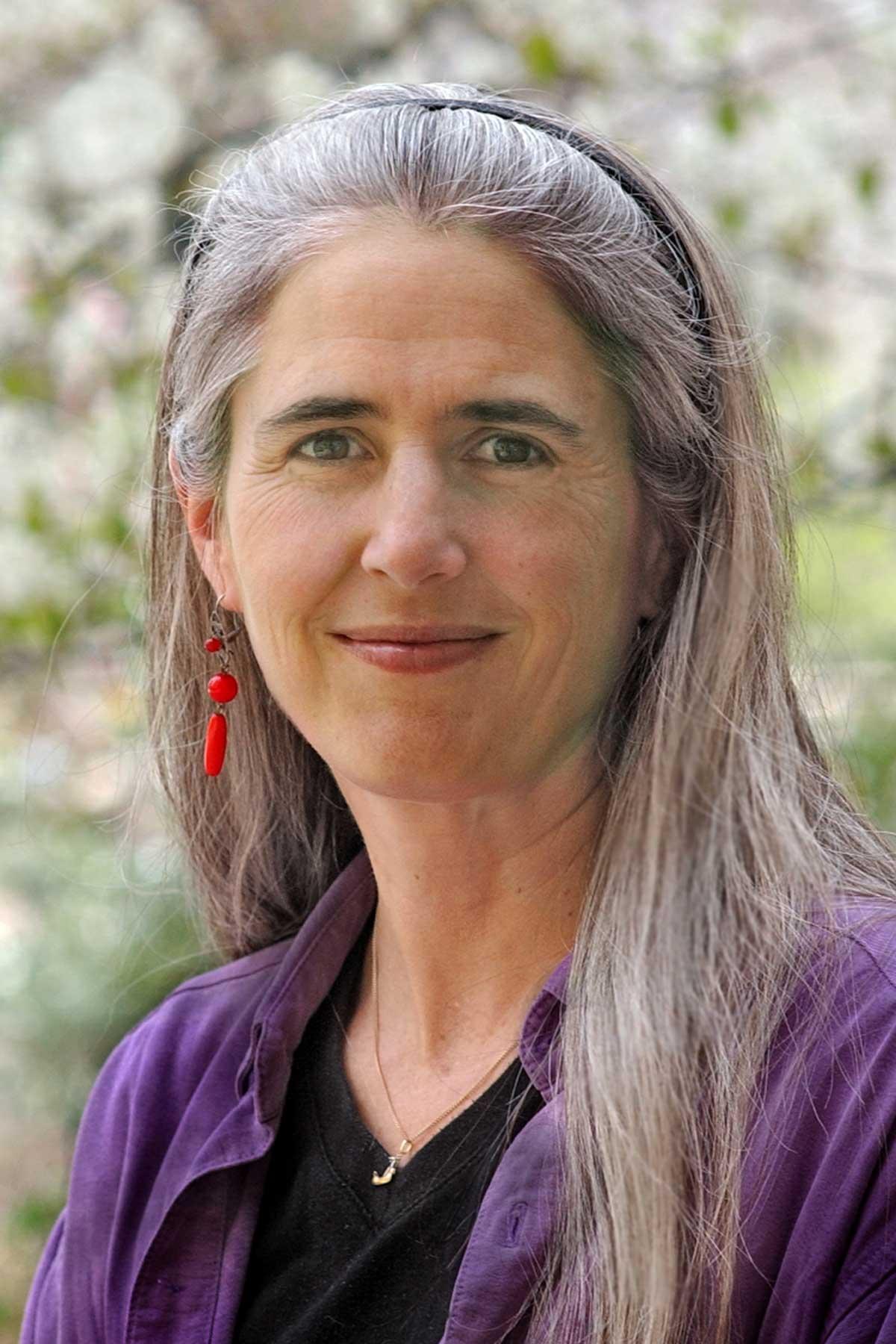 U-M theoretical ecologist Mercedes Pascual.