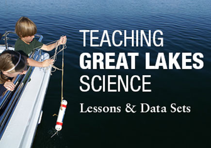 Teaching Great Lakes science: lessons and data sets
