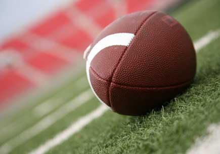 A football. (stock image)