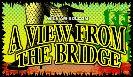 A View from the Bridge event flyer