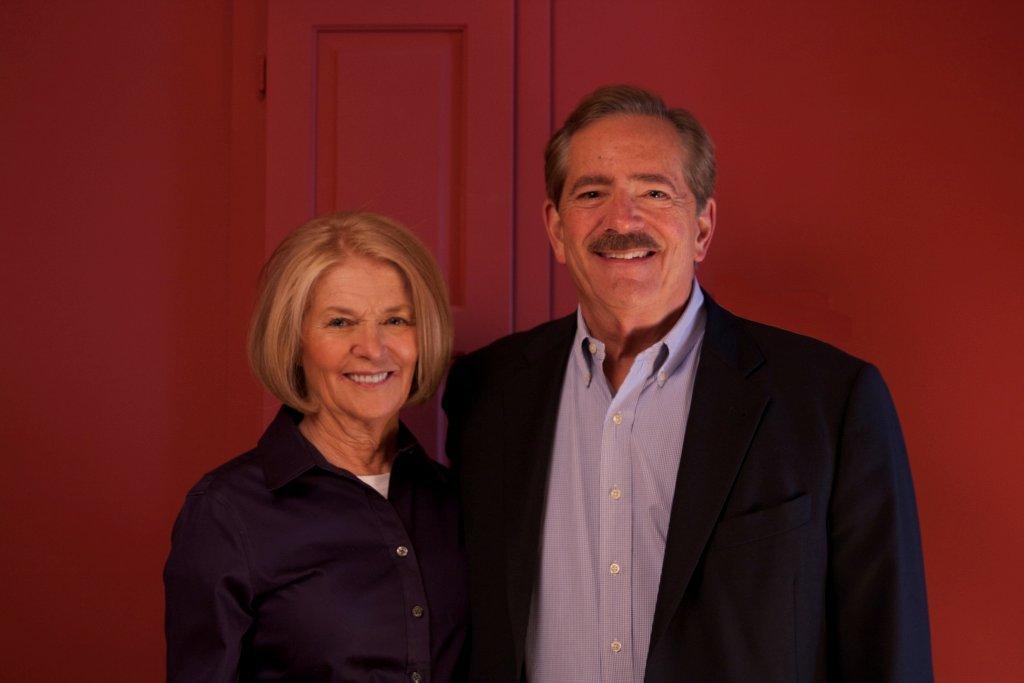 Steve and Karen Sanger