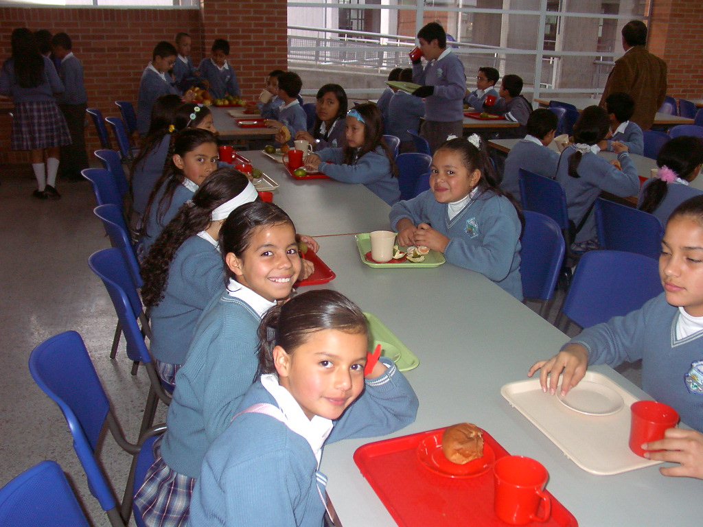 The Bogotá School Children Cohort is a longitudinal investigation of nutrition and health in Colombian school children.