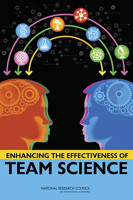 Enhancing the Effectiveness of Team Science report cover