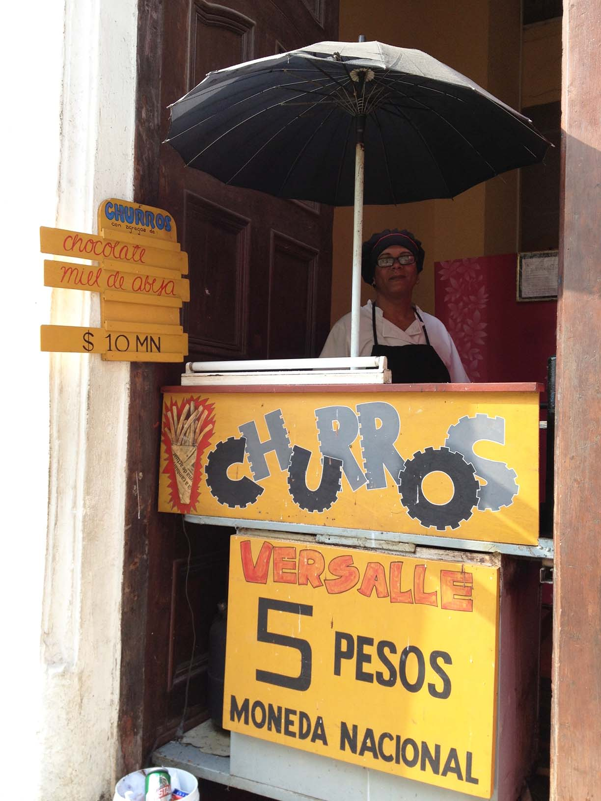 Whether it's taxi cabs, churros or salsa lessons, entrepreneurship seems to have sprouted everywhere in Cuba. But U-M anthropology professor Ruth Behar fears many are being left out of the new emerging Cuban economy. Images courtesy: Ruth Behar