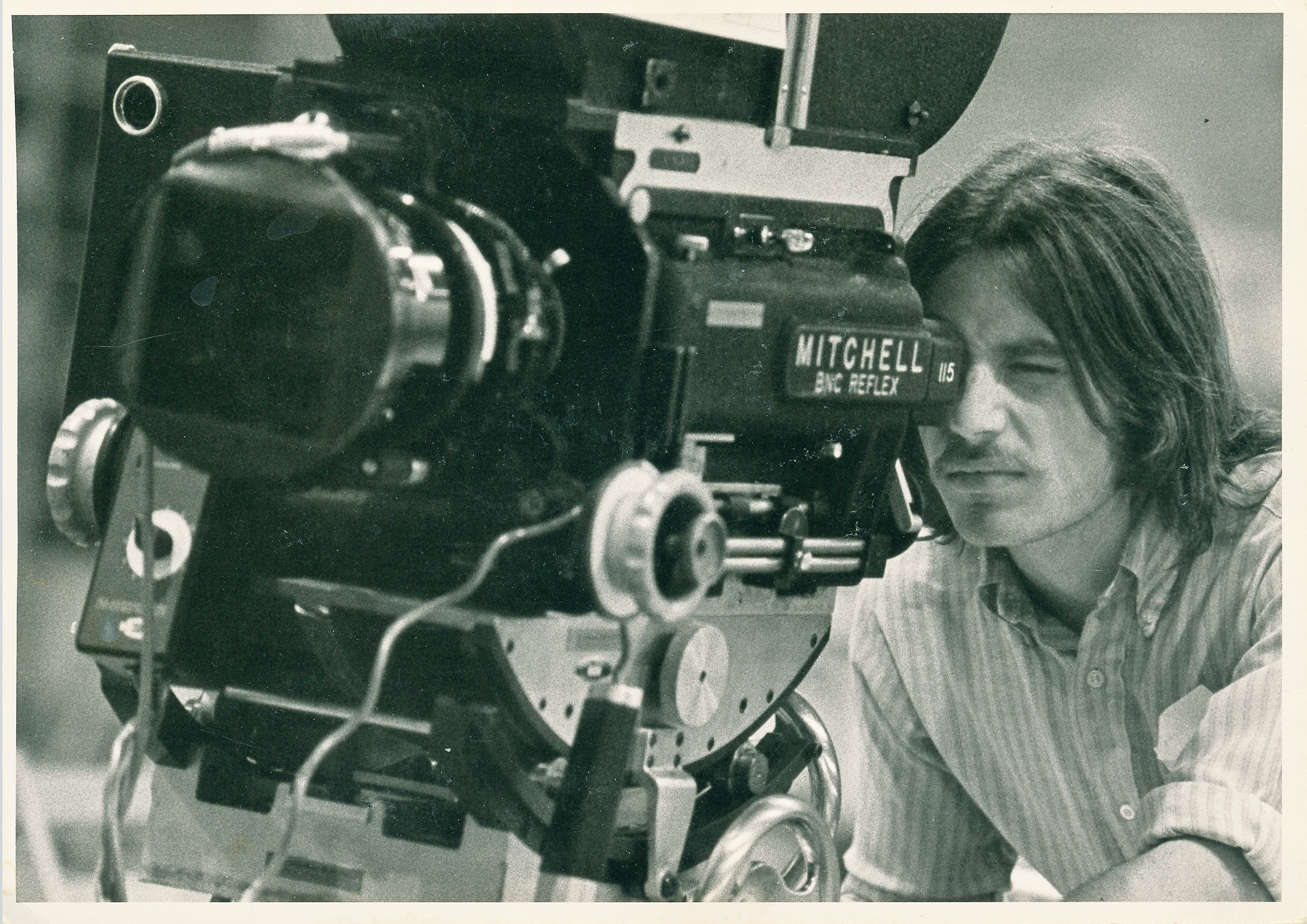 Ira Deutchman, 1972, first film job as a production assistant for Wakeford_Orloff.
