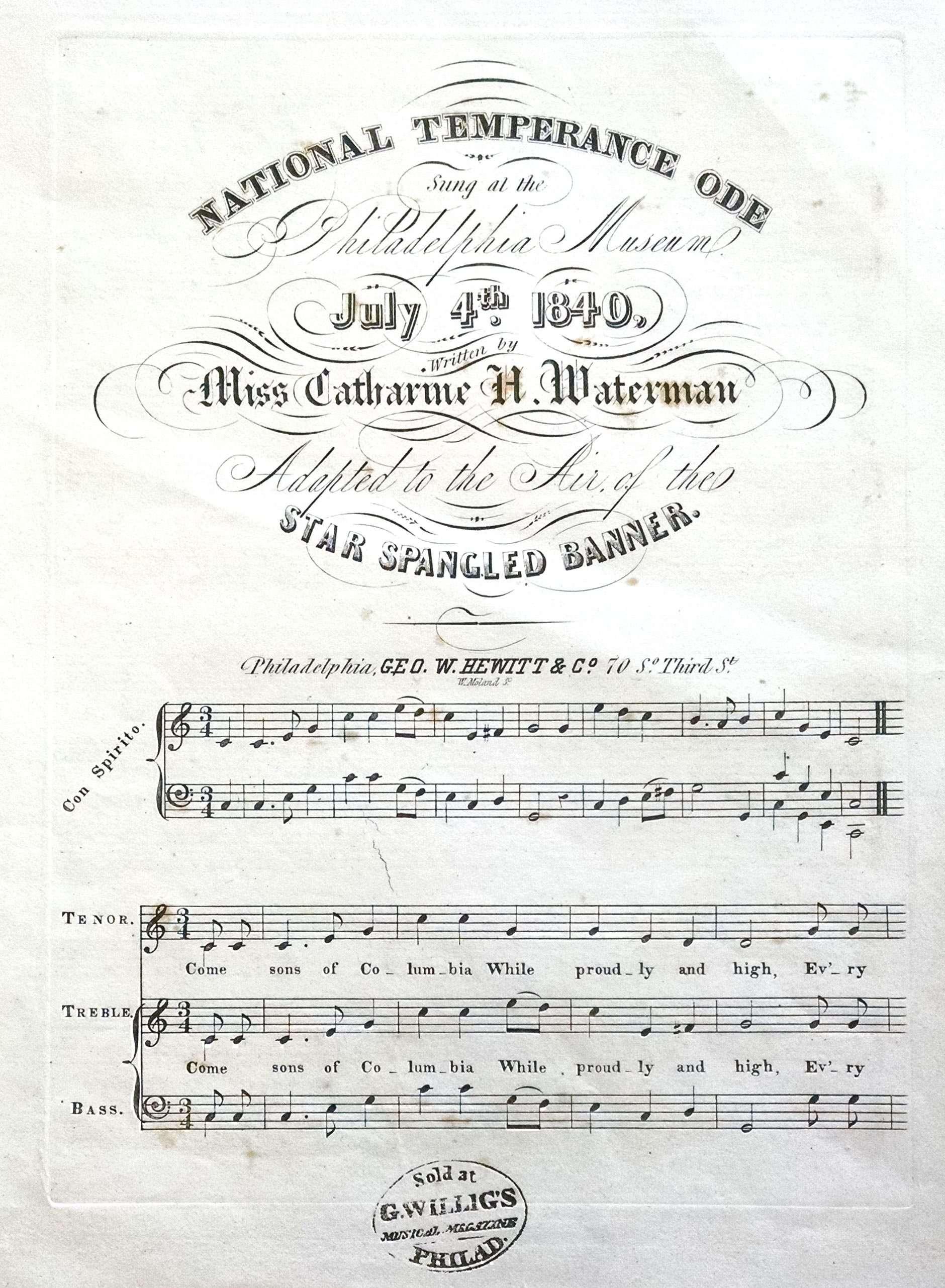 U-M to digitize 19th-century sheet music collection