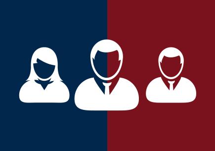 职场性别差距反应上司政治理念