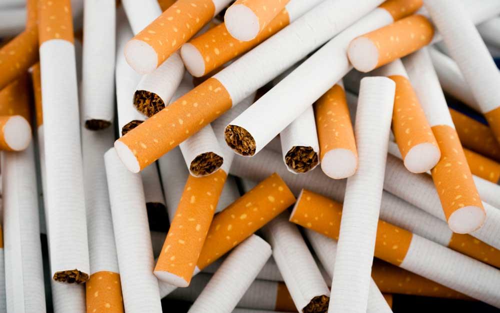 Cigaretes. (stock image)