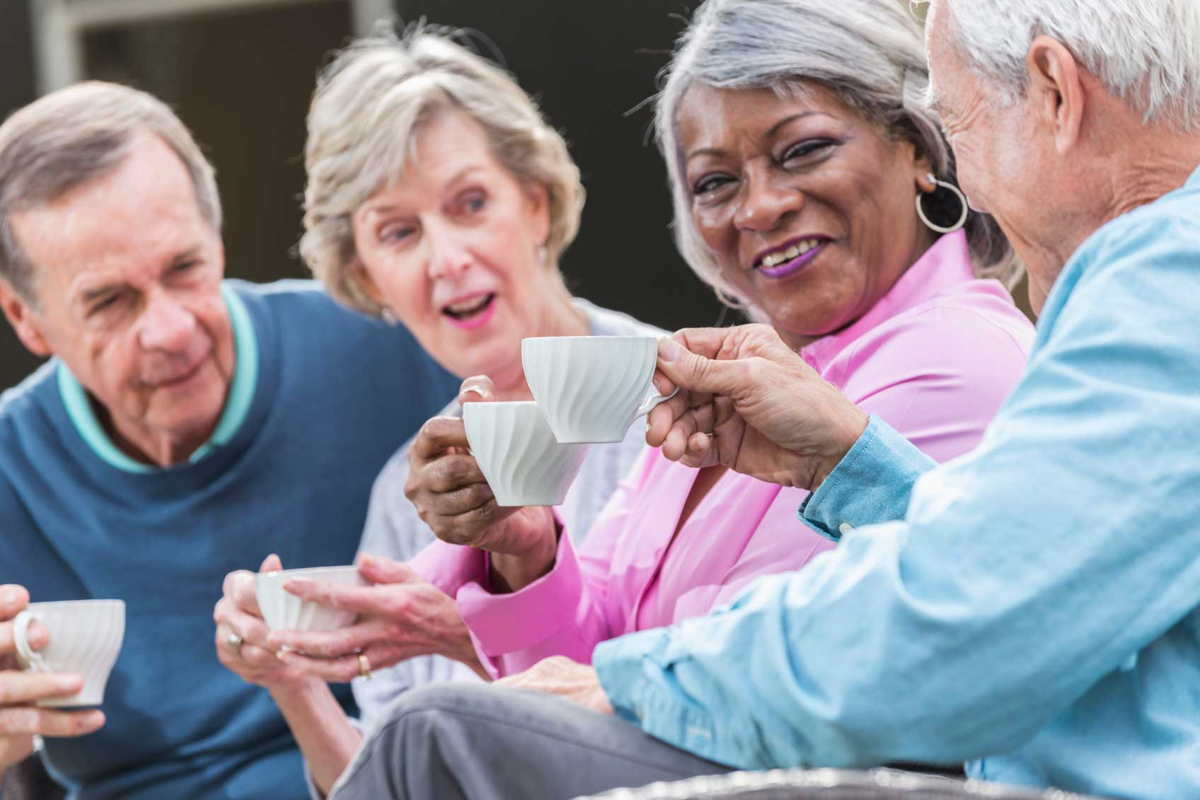 Differences persist between older blacks, whites in years lived without disability (iStock)