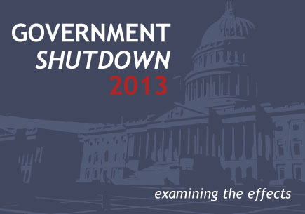 Government Shutdown 2013: Examining the effects
