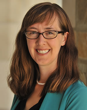 Catherine Hausman,  assistant professor at U-M's Gerald R. Ford School of Public Policy.