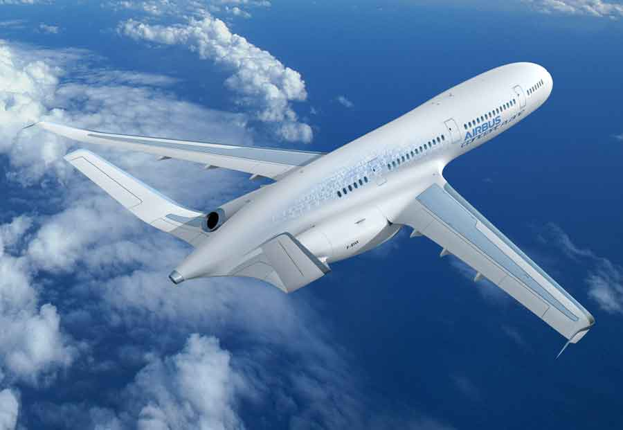 New Commercial Aircraft Designs
