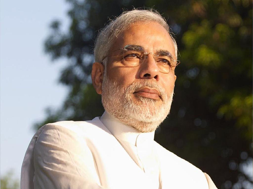 भारतीय प्रधान मंत्री नरेंद्र मोदी