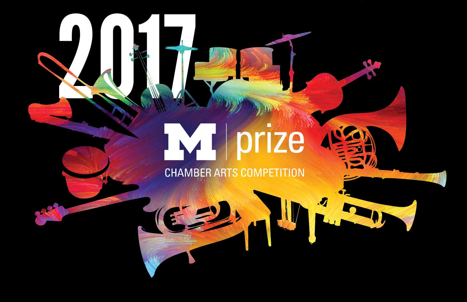M-Prize promo graphic. Image courtesy: School of Music, Theatre & Dance