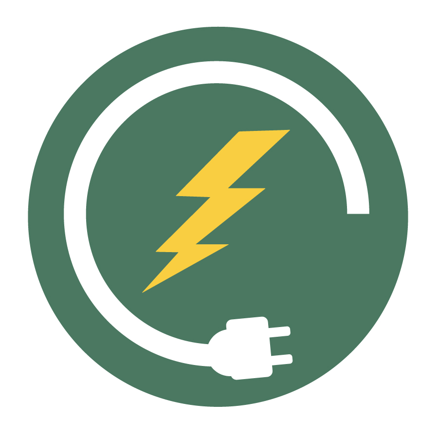 electric vehicle symbol