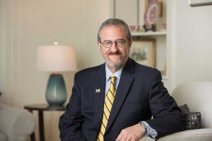 University of Michigan President Mark Schlissel