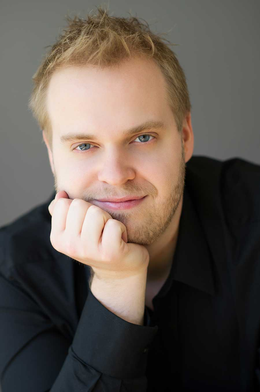 Matthew Thompson, Assistant Professor of Music, University of Michigan School of Music, Theatre & Dance