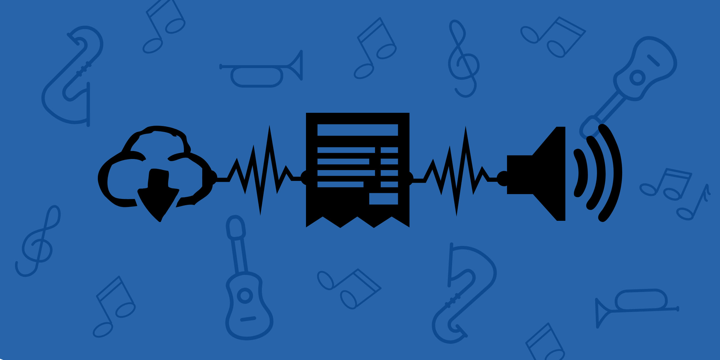 Connecting music and big data