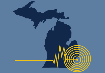 Magnitude-3.6 earthquake rattles southeast Michigan: U-M experts available