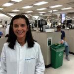 Elisabeta Karl, professora clínica de odontologia.