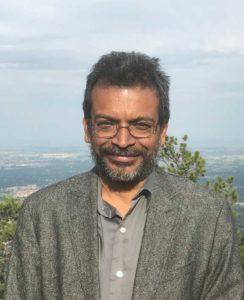 Arun Agrawal.