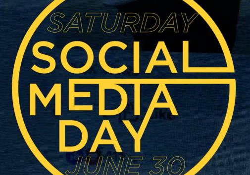 Social media day saturday june 30th