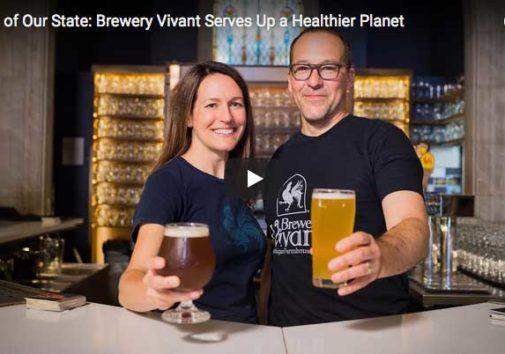 U-M alum: Brewery Vivant sustains people, planet, profit