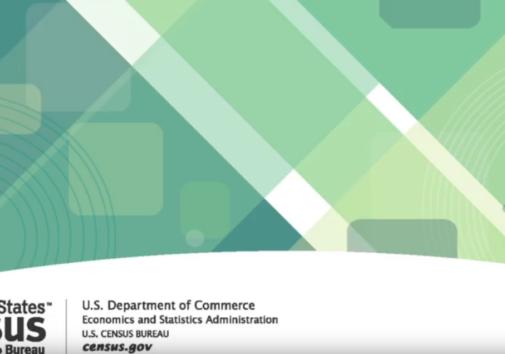 Census Bureau report cover