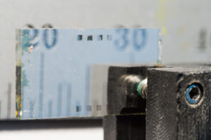 A research team led by University of Michigan physicists have developed a way to generate synchrotron using a device the size of a match head. Typically, synchrotron radiation is generated at facilities the size of several football fields.