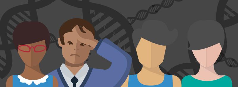 can segregated neighborhoods change peoples genes