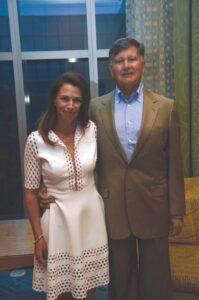 Chris and Lisa Jeffries