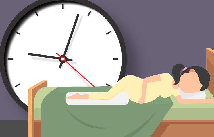 प्रेग्नेंसी के दौरान देर तक सोने से मृतजन्म का खतरा