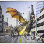 A Dragon Named Gomorrah. Illustrator: Parrish Collison