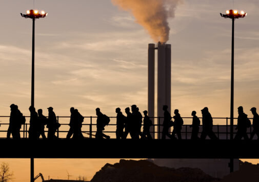 Industrial workers. iStock image