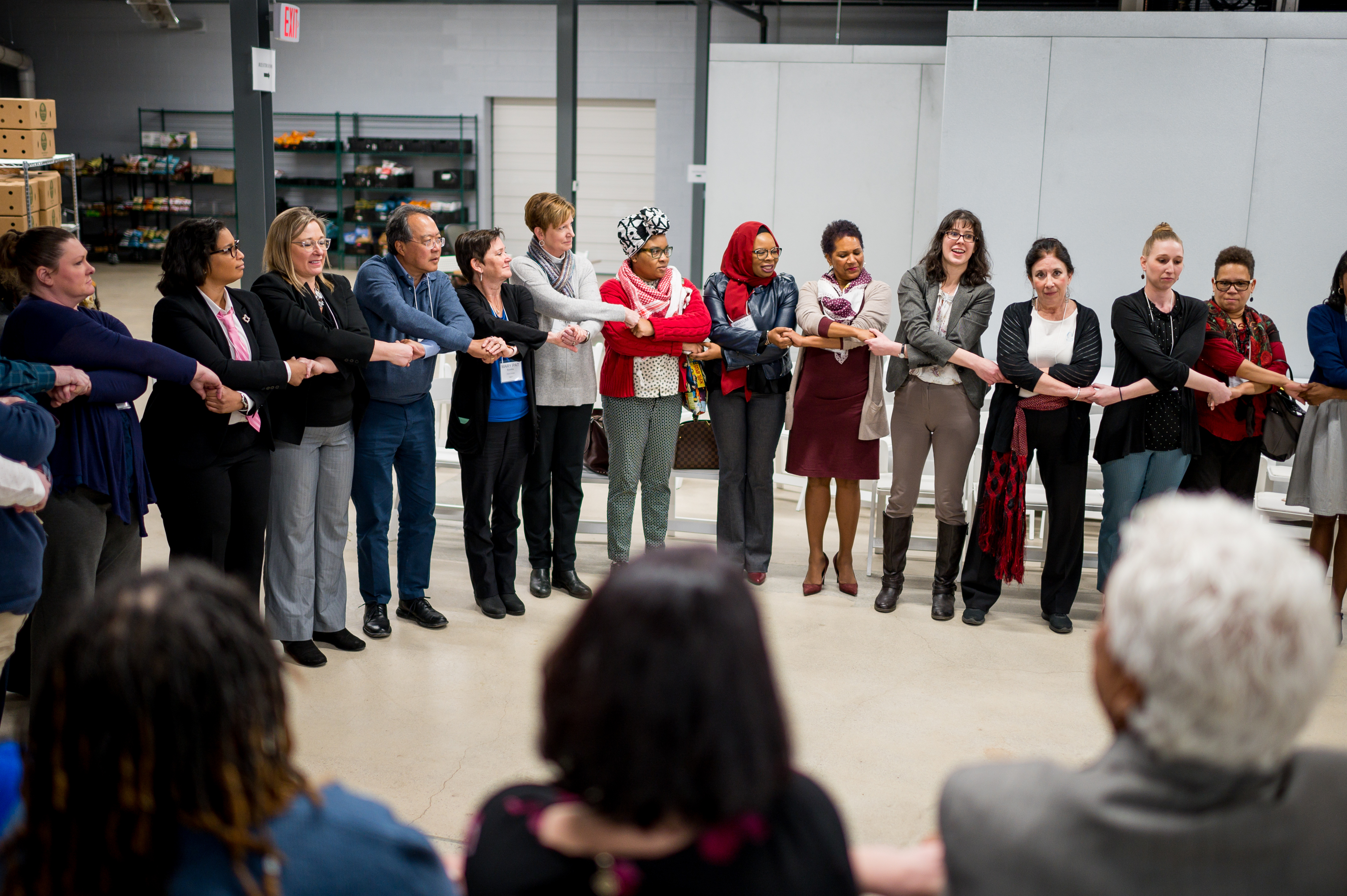 UMS flips the script on Flint: Yo-Yo Ma inspires pride, empowerment