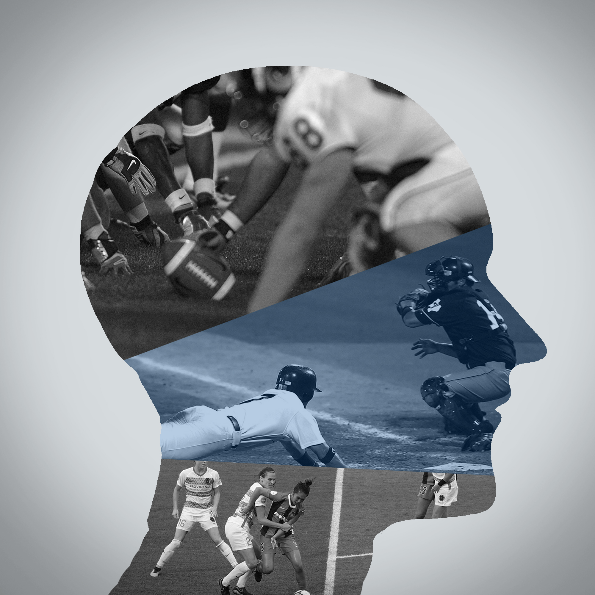 Concussion Teach-out logo.