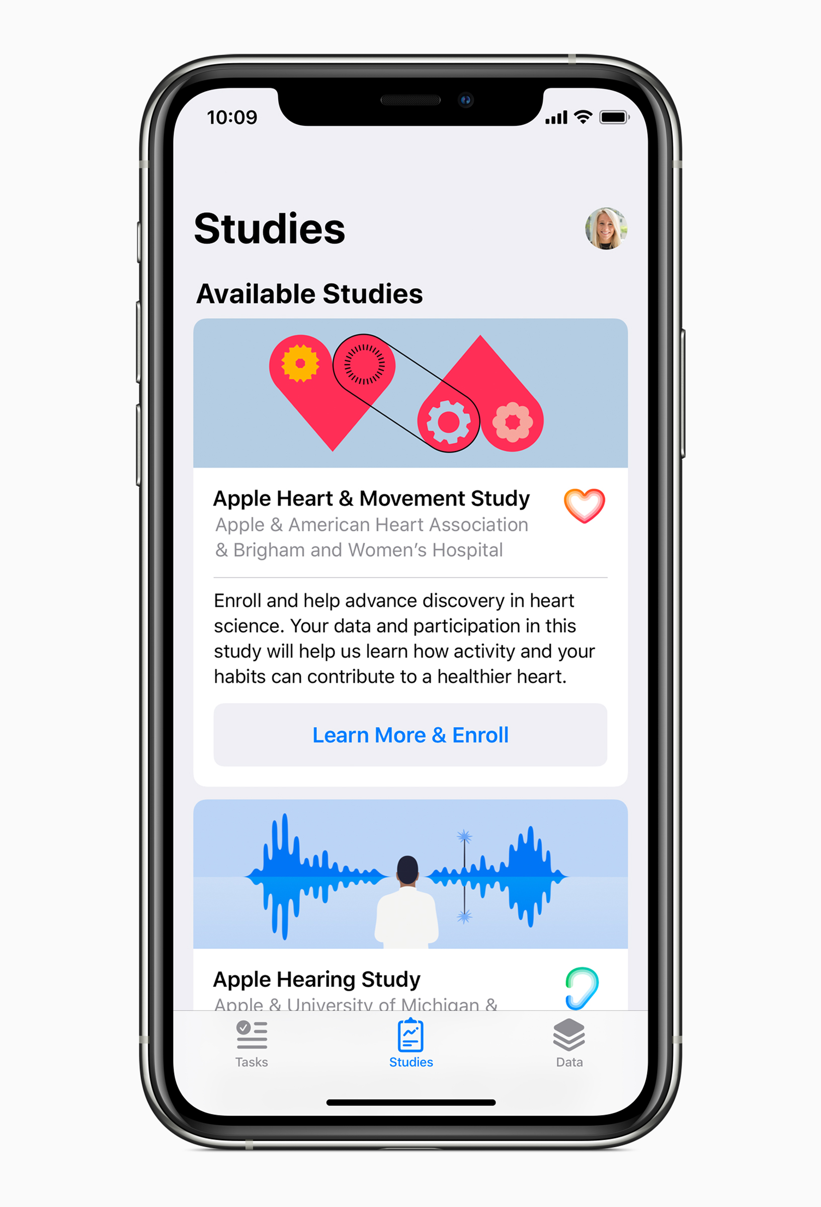 U-M researcher partners with Apple to study how noise