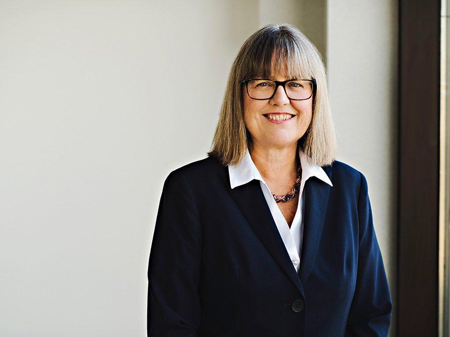 Nobelist Donna Strickland