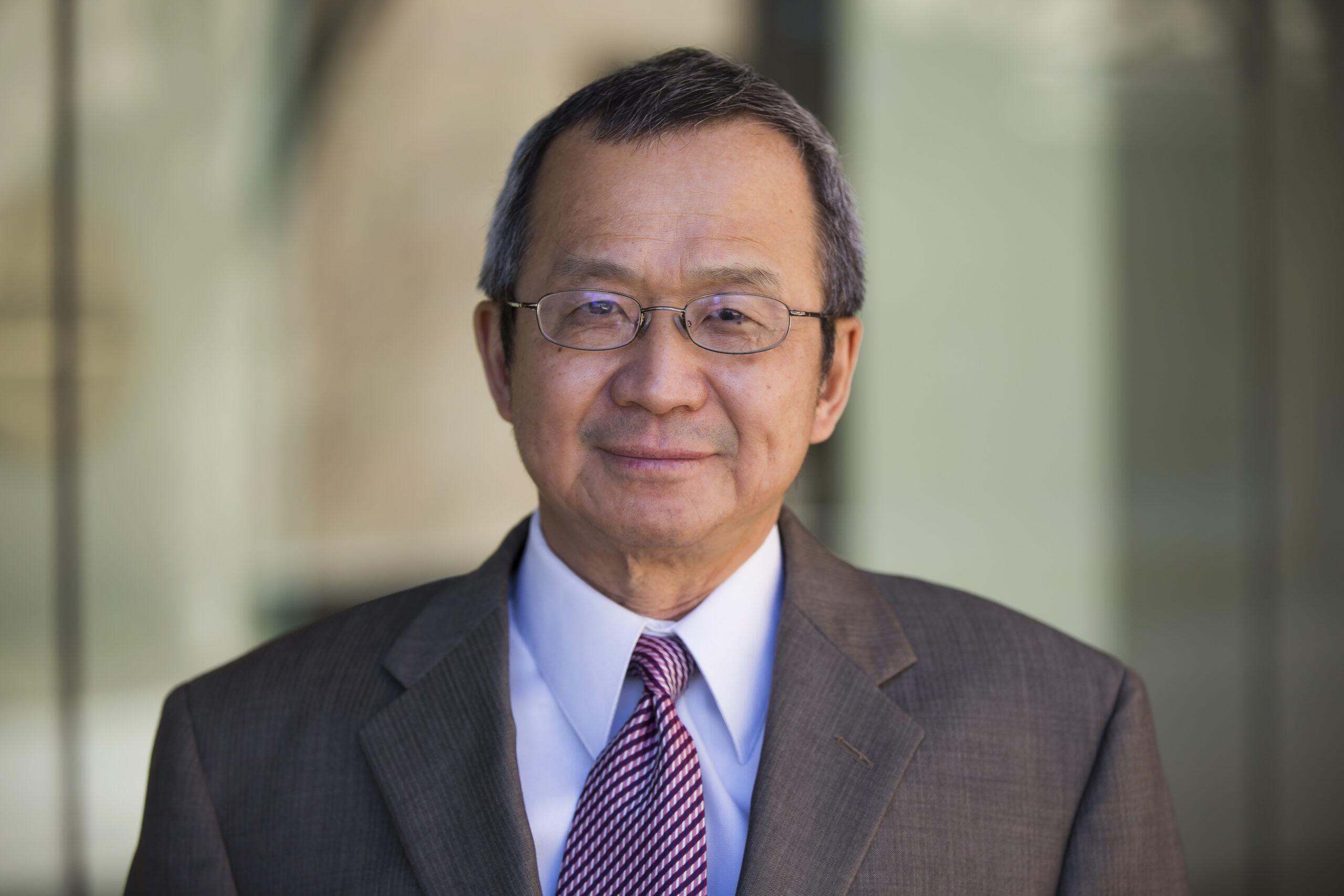 Leung Tsangr. Image credit: Joseph Xu, Michigan Engineering