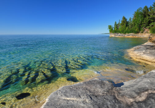 Lake Superior Water. Image credit: iStock