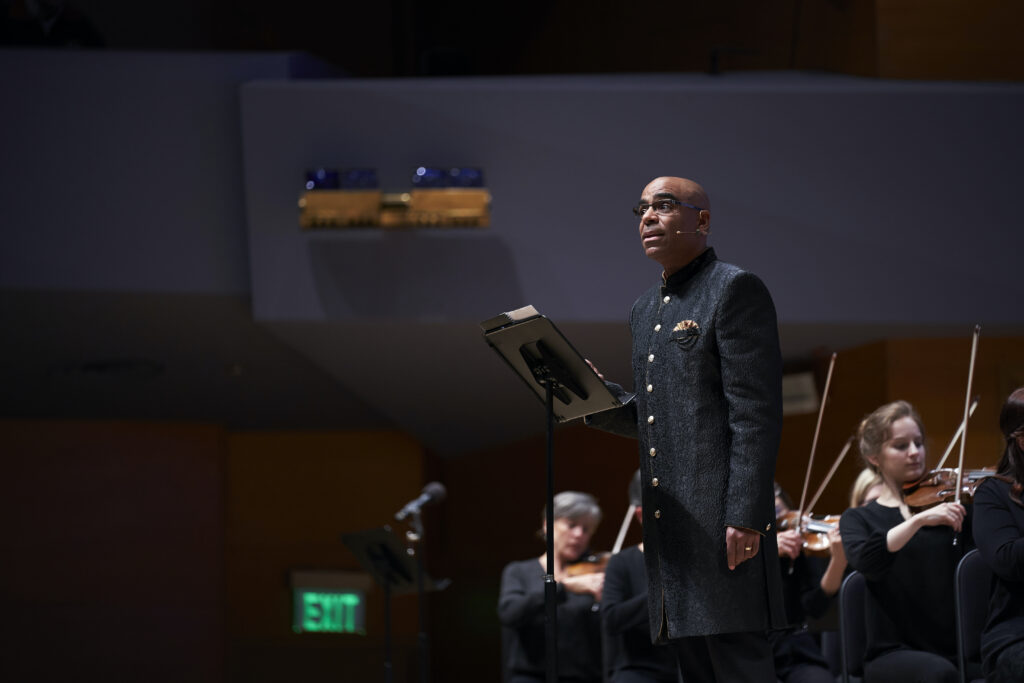 Aaron Dworkin and the Minnesota Orchestra