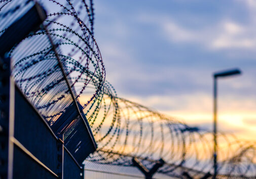 Prison. Image credit: iStock