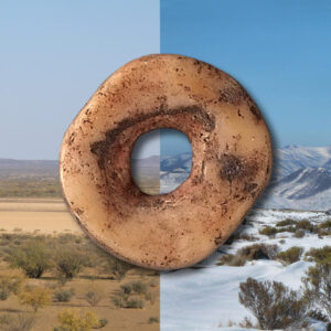 Ostrich eggshell beads have been used to cement relationships in Africa for more than 30,000 years. Image credit: John Klausmeyer, Yuchao Zhao and Brian Stewart.