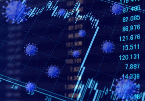 Global epidemics and economic impact. Image credit: iStock